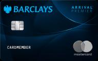 Barclays Arrival® Premier World Elite Mastercard® - Card Image