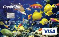 Credit One Bank® Unsecured Visa® for Rebuilding Credit - Card Image