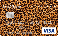 Credit One Bank® Platinum Visa® for Rebuilding Credit