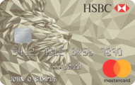 HSBC Gold Mastercard® credit card - Travel Credit Card