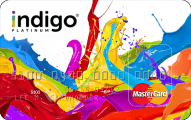Indigo® Platinum MasterCard®