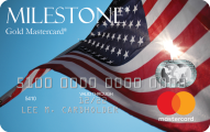 Milestone® Unsecured Mastercard® - Travel Credit Card