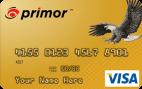 primor® Secured Visa Gold Card
