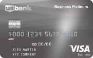 U.S. Bank Business Platinum - Travel Credit Card