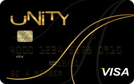 UNITY® Visa Secured Credit Card - Travel Credit Card