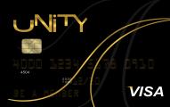 UNITY® Visa Secured Credit Card - Card Image