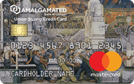 Amalgamated Bank of Chicago Union Strong Credit Card - Card Image