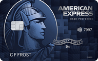 Blue Cash Preferred® Card from American Express - Balance Transfer Credit Card