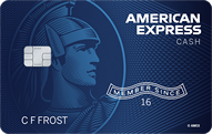 American Express Cash Magnet™ Card - Card Image