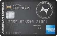 Hilton Honors™ Surpass® Card from American Express - Card Image