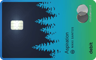 Aspiration Spend & Save™ - Card Image