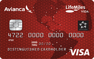 Avianca Vida Visa® Card - Balance Transfer Credit Card