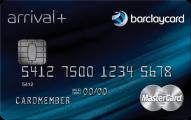 Barclaycard Arrival Plus™ World Elite MasterCard® - Card Image
