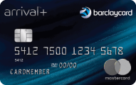 Barclaycard Arrival® Plus World Elite Mastercard® - Card Image