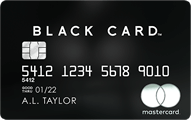 Luxury Card™ Mastercard® Black Card™ - Balance Transfer Credit Card