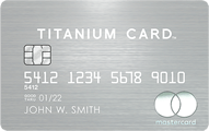 Luxury Card™ Mastercard® Titanium Card™ - Card Image