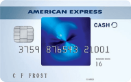Blue Cash Everyday® Card from American Express - Travel Credit Card