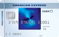Blue Cash Preferred® Card from American Express - Travel Credit Card