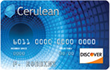 Continental Finance Cerulean Discover� credit card