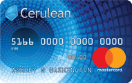 Continental Finance Cerulean Mastercard® credit card