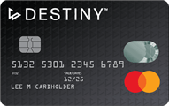 Destiny Mastercard®
