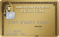 The Business Gold Rewards Card from American Express OPEN - Travel Credit Card