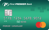 First PREMIER® Bank Classic Credit Card - Card Image