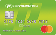 First PREMIER® Bank Secured Credit Card