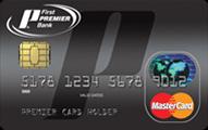 First PREMIER® Bank Credit Card - Card Image