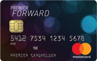 PREMIER Forward® MasterCard® Credit Card - Card Image