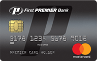 First PREMIER® Bank Credit Card - Card Image