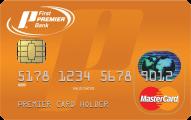 First PREMIER® Bank MasterCard® Credit Card - Card Image