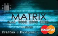 Matrix MasterCard® Credit Card