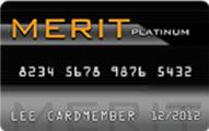 Merit Platinum - Card Image