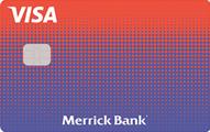 Merrick Bank Double Your Line™ Platinum Visa® Credit Card