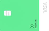 "Petal® 1 ""No Annual Fee"" Visa® Credit Card - Card Image"