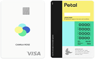 Petal Visa Credit Card