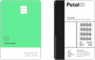 "Petal 1 ""No Annual Fee"" Visa® Credit Card"