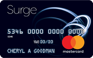 Surge Mastercard® - Travel Credit Card