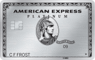 The Platinum Card® from American Express - Card Image