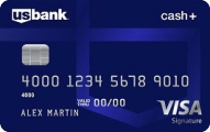 U.S. Bank Cash+™ Visa Signature® Card - Travel Credit Card